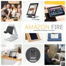 20 Amazon Fire stands and holders to make your tablet more useful than ever