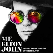 Top audiobooks of 2019 - Me: Elton John Official Autobiography - Elton John