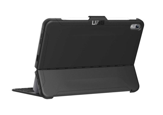 UAG Scout iPad Pro case can be used only with Smart Keyboard