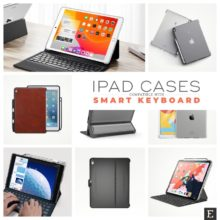 Best iPad case covers – Smart Keyboard compatible