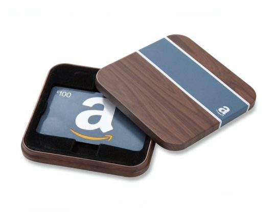 Amazon Gift card is a great gift idea for tablet users