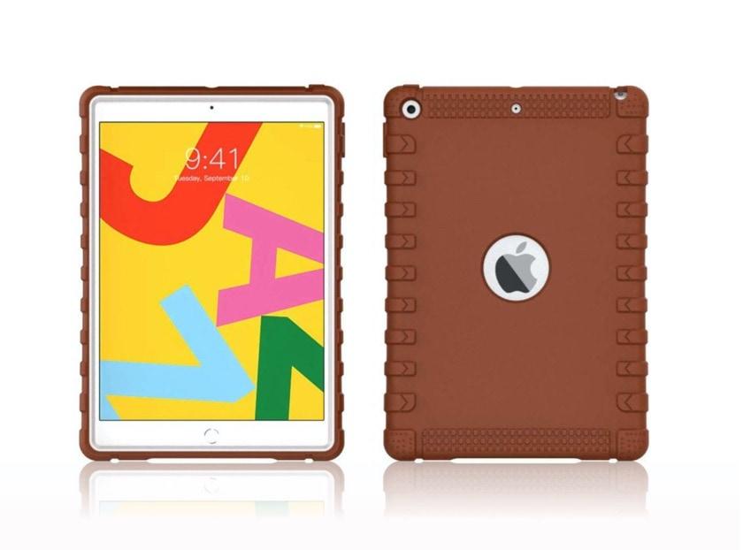 Apple iPad 10.2 kids bumper case for boys