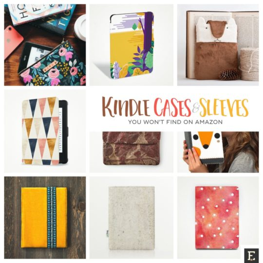 Best Kindle cases and sleeves that you will not find on Amazon