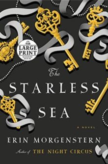 Best books of the year - The Starless Sea by Erin Morgenstern