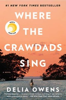 Best books of the year - Where the Crawdads Sing by Delia Owens