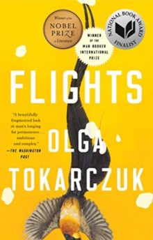 Best books to gift - Flights by Olga Tokarczuk