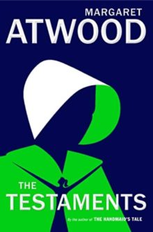 Best books to gift - The Testaments by Margaret Atwood