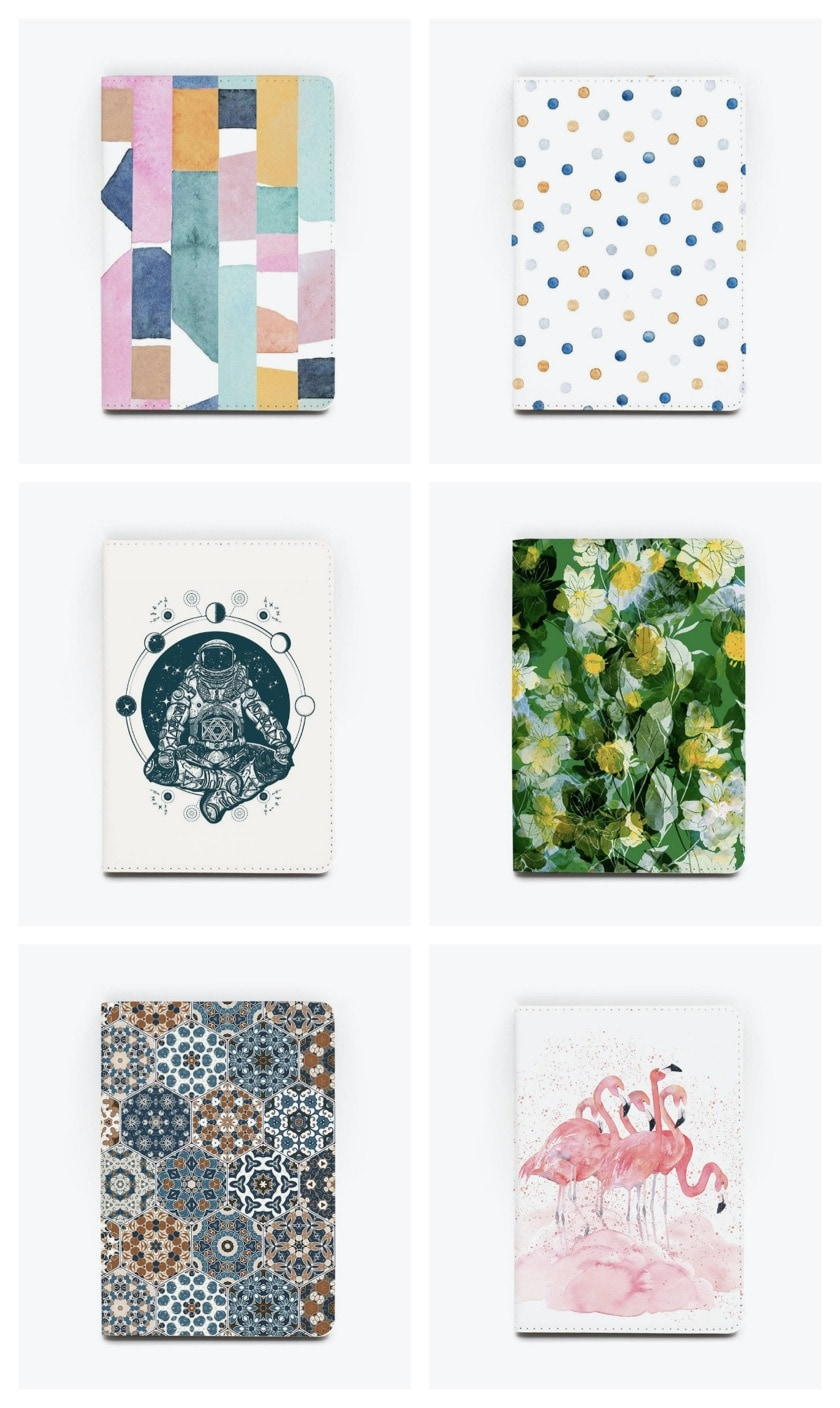 Best designer folio Kindle cases on Etsy