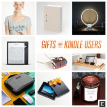14 gift ideas for the Kindle addict in your life