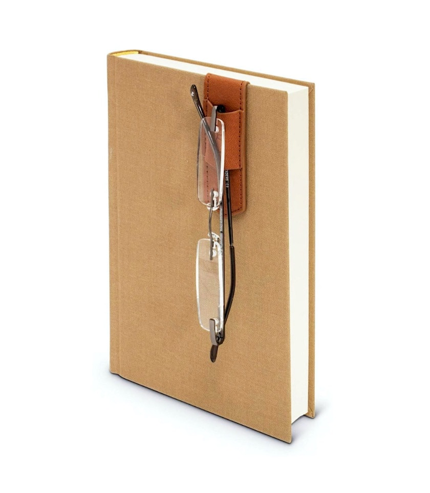 Bookaroo magnetic book holder for reading glasses