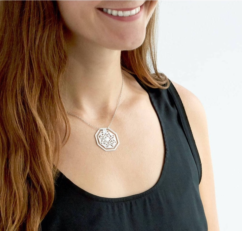 Bookmark and pendant in one - best gifts