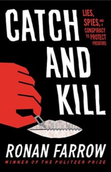 Catch and Kill by Ronan Farrow - best gift ideas in books