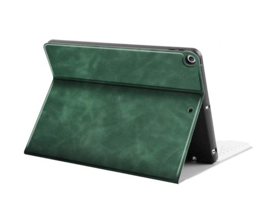 Detachable keyboard case for iPad 10.2