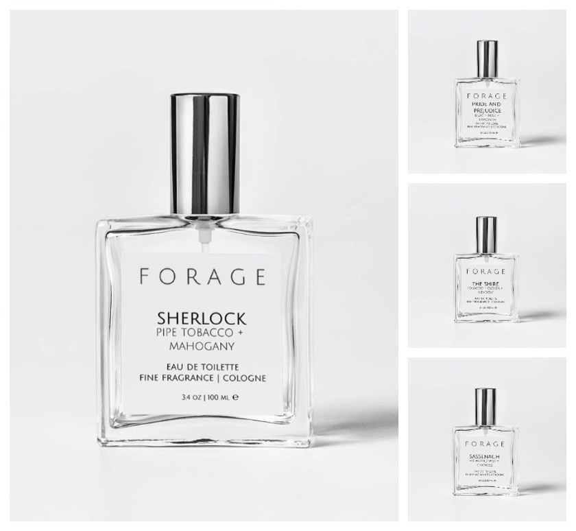 Eco-friendly book-themed perfumes - best gifts for book lovers