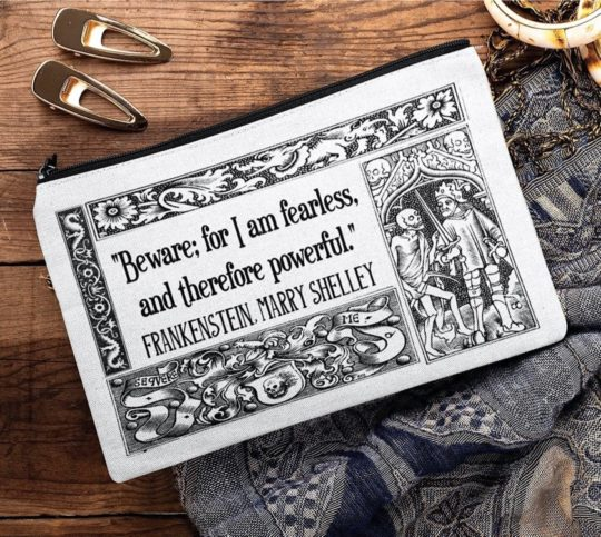 Frankenstein pencil case - new gifts