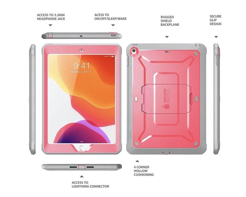 Heavy-duty Otterbox alternative case for Apple iPad 10.2
