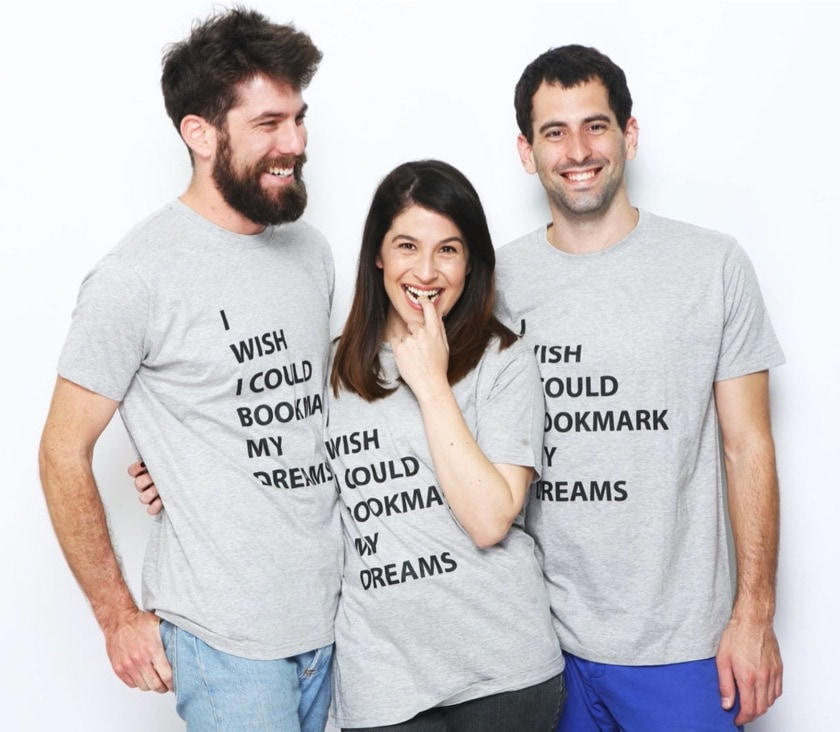I wish I could bookmark my dreams t-shirt - best new gifts