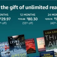 Why gifting Kindle Unlimited this Christmas makes more sense than ever