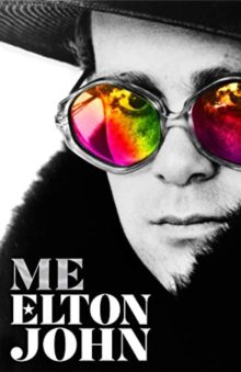 Me by Elton John - best books to gift this year