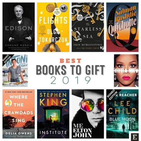 Most interesting books to gift in 2019 - roundup