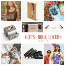 37 new unique gifts to give book readers this holiday season