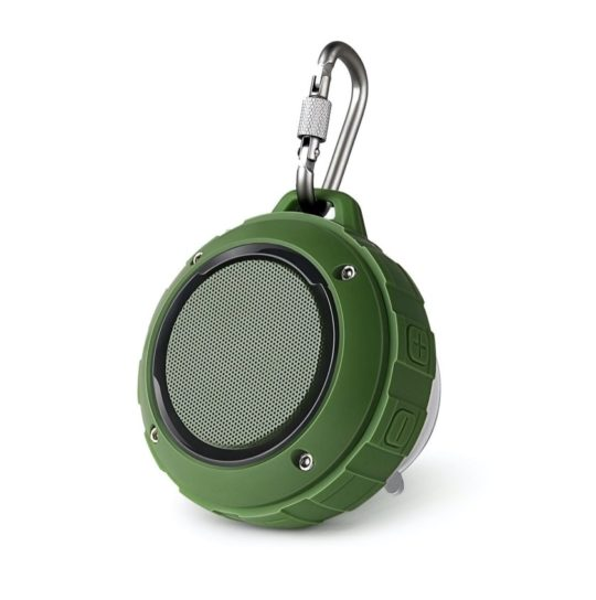 Outdoor heavy-duty Bluetooth speaker compatible with Amazon Kindle