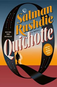 Quichotte by Salman Rushdie - best books