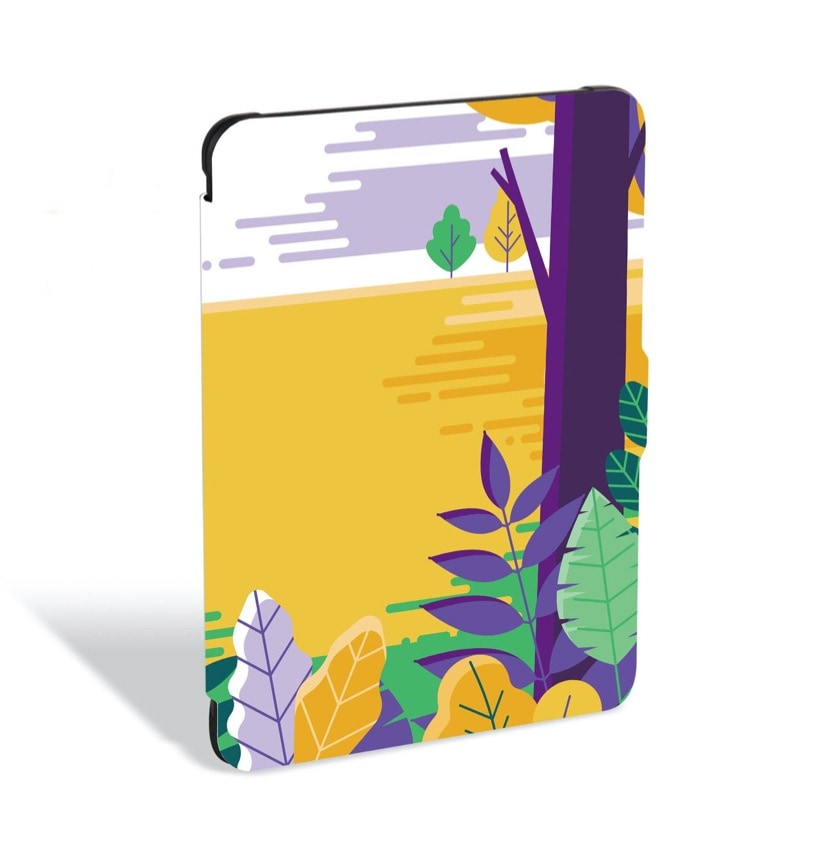 Slim Kindle case available in 80 artworks