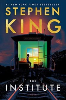 The Institute by Stephen King - most interesting books of the year