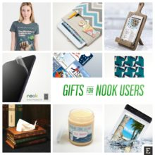 The best gifts for users of Nook e-readers and tablets