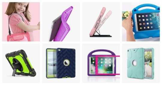 The best kid-friendly Apple iPad case covers