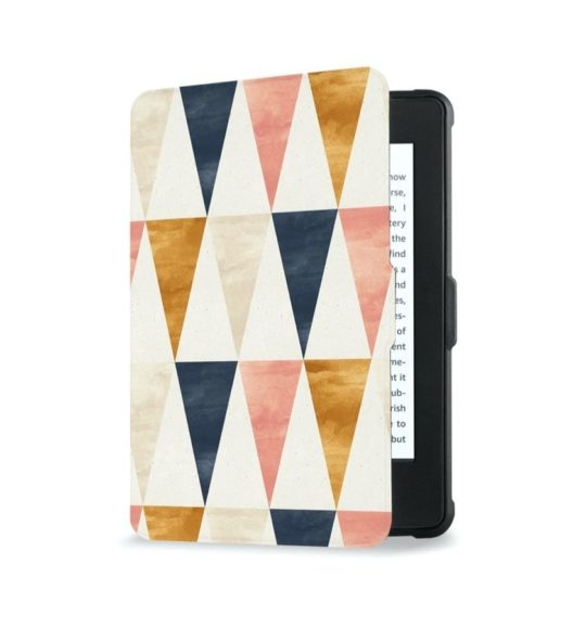 The best slim Kindle case on Etsy -available in 40 variants