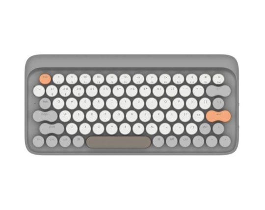 Affordable vintage mechanical iPad keyboard for writing