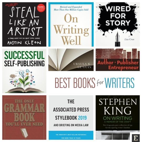 Best books for aspiring writers - quick list