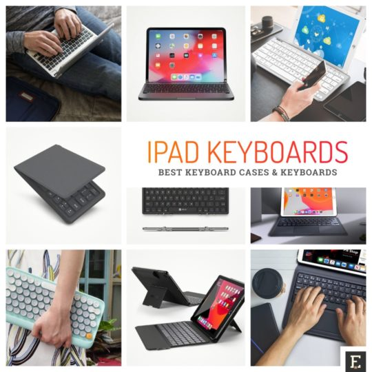 Best iPad keyboard cases and keyboards - ultimate list