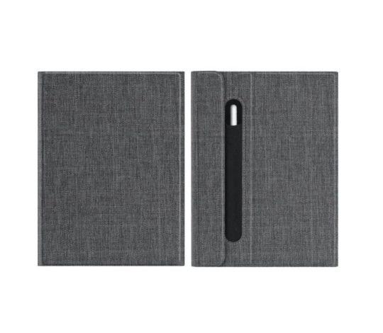 Business-style iPad Pro 11 keyboard folio case - Denim