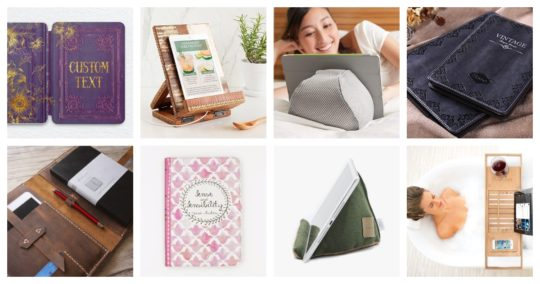 Innovative iPad cases and accessories for reading