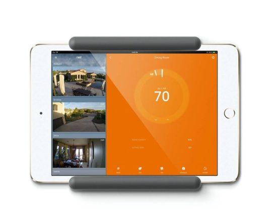 Minimalist scratch-free iPad wall mount - best accessories in 2020