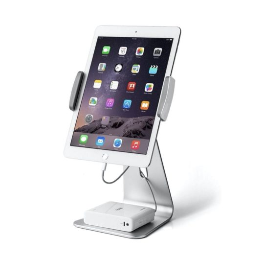 Rotating iPad stand - best for writing in portrait view