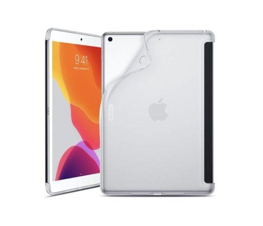 Smart Keyboard compatible iPad 10.2 flexible shell case