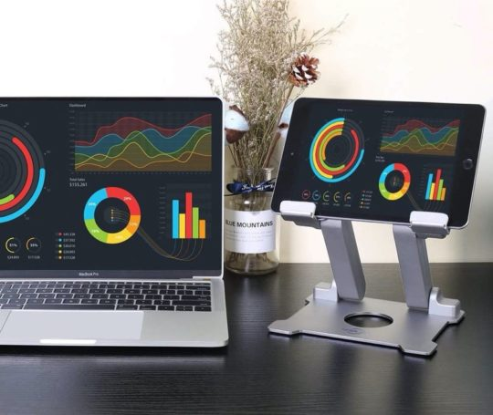 The best stand to use iPad via Apple Sidecar - best iPad accessories 2021