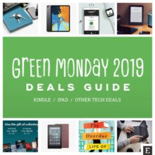 Green Monday 2019 tech deals on Amazon: iPad, Kindle, and more