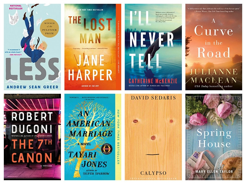Top Kindle reads - last-minute gifts for book lovers