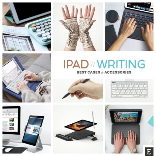 Top iPad cases and accessories for writing