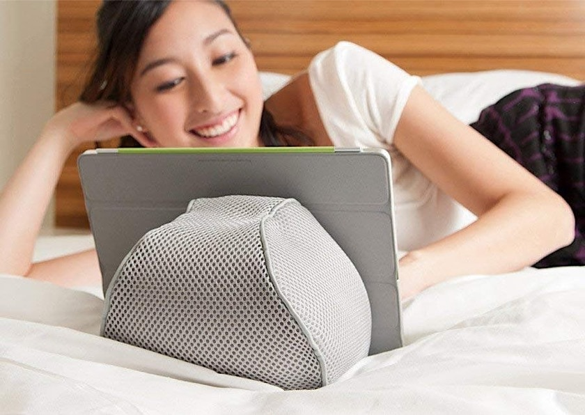iPad bean bag - perfect for bed and sofa reading