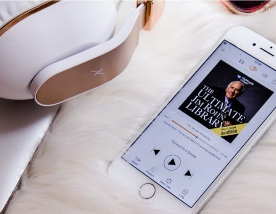 Audible membership - gifts for audiobook fans in love