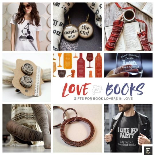Gifts for book lovers in love - the ultimate list