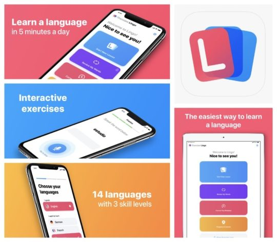 iTranslate Lingo - the best language learning apps for iPad and iPhone