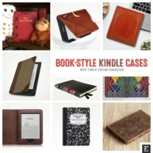 15 Kindle covers that look like beautiful books
