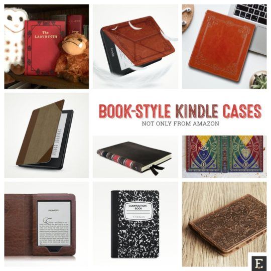 Best Kindle cases that look like books